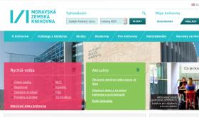 Web MZK on Drupal